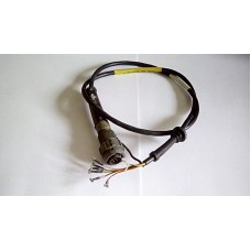 CLANSMAN REPLACEMENT 7PM AUDIO LEAD FOR HEADSET SINGLE TRANSDUCER TYPE